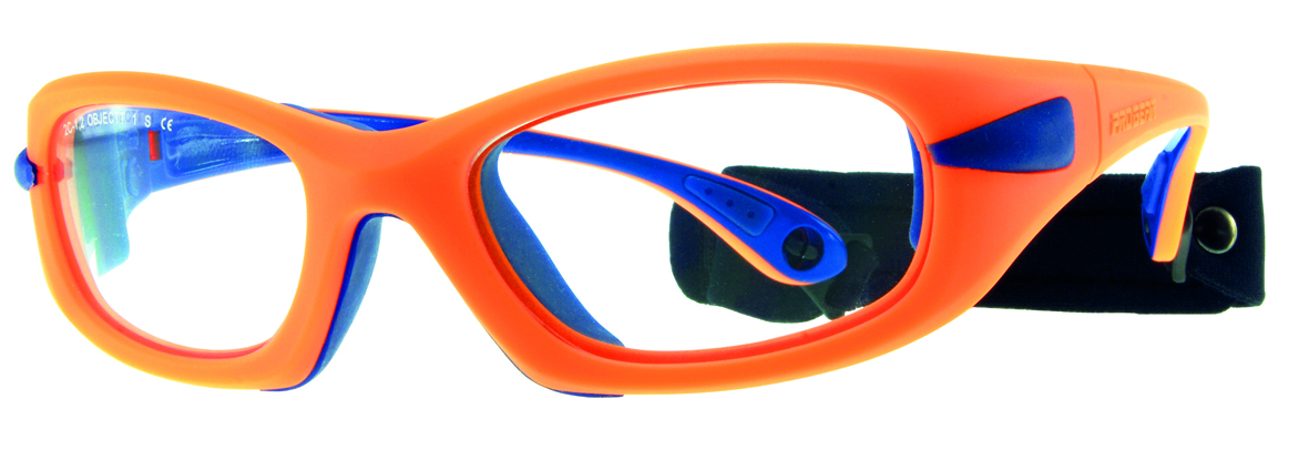 eyeguard neon Orange
