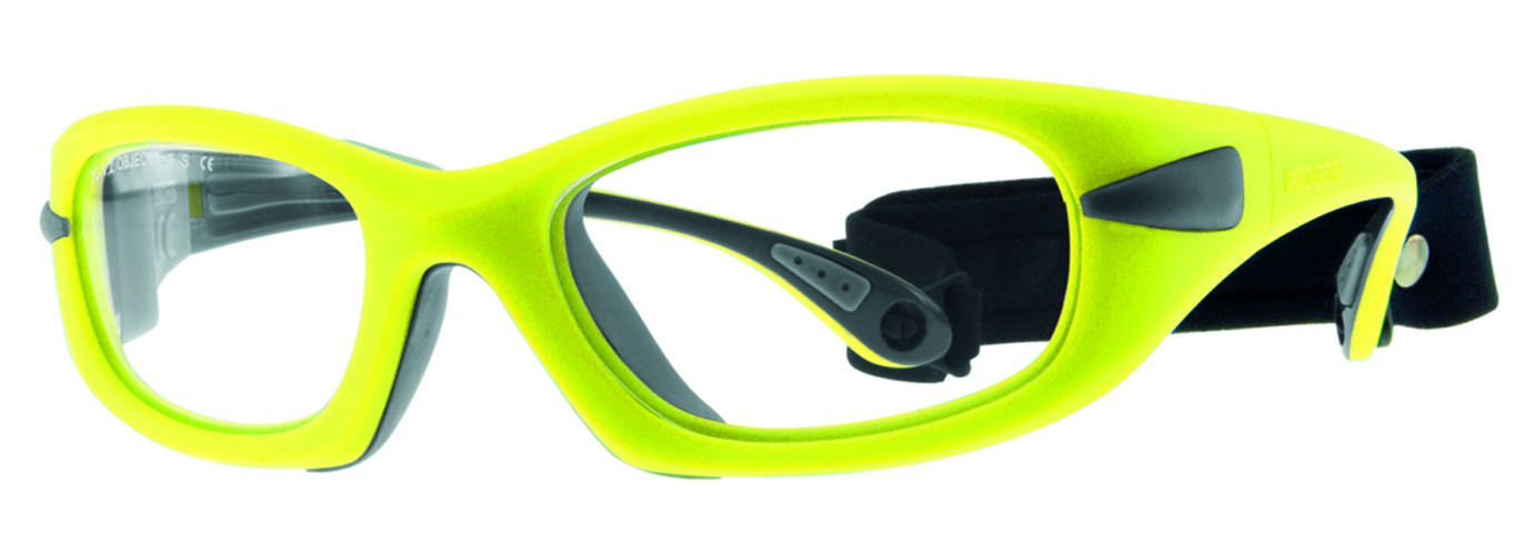 eyeguard neon Yellow